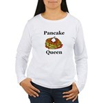 Pancake Queen Women's Long Sleeve T-Shirt