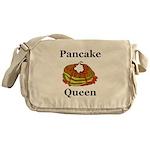 Pancake Queen Messenger Bag