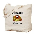 Pancake Queen Tote Bag