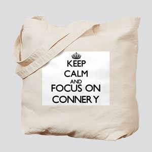 Keep calm and Focus on Connery Tote Bag