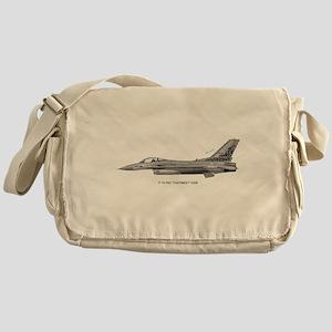 pafTiger06 Messenger Bag