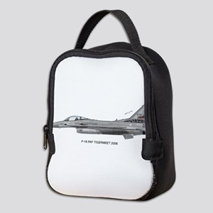 pafTiger06 Neoprene Lunch Bag
