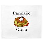 Pancake Guru King Duvet