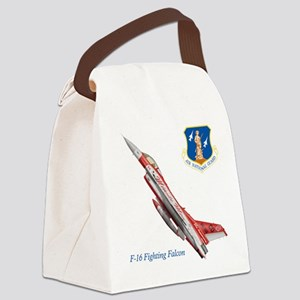 anglogo Canvas Lunch Bag