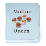 Muffin Queen baby blanket