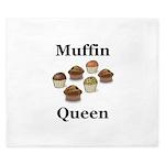 Muffin Queen King Duvet