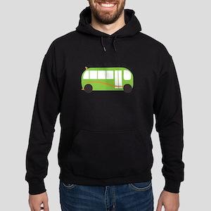 Wheels On Bus Hoodie