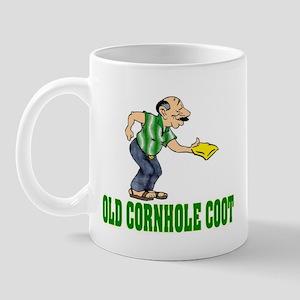 Old Cornhole Coot Mug