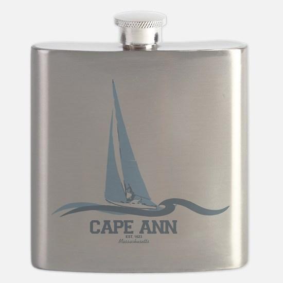 Cape Ann. Flask