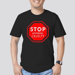 Stop Animal Cruelty T-Shirt