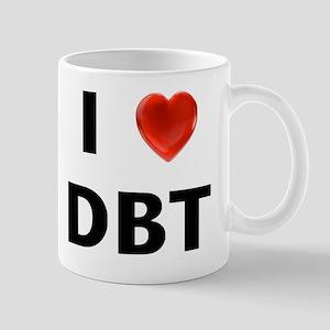 I love DBT Mug