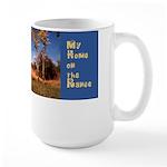 Large Konza Prairie Scenic Mug