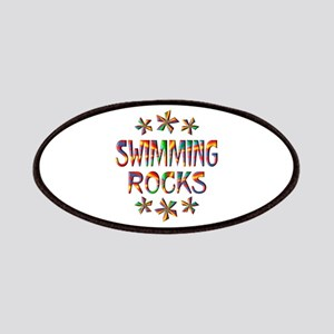 Swimming Rocks Patches