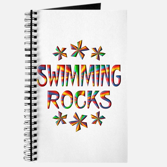 Swimming Rocks Journal
