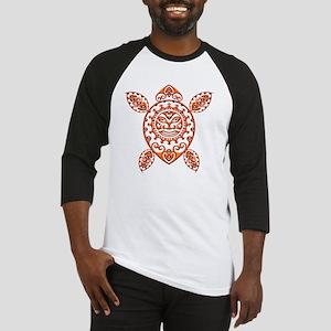 Maori Turtle Styl 14 Baseball Jersey