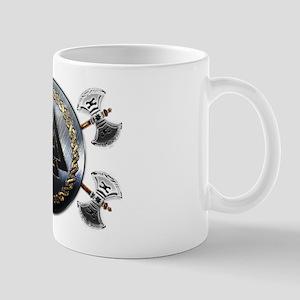Valknut Shield Mug