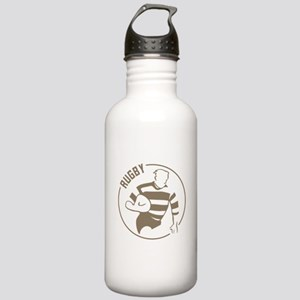 Classic Rugby Stainless Water Bottle 1.0L
