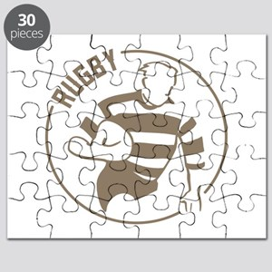 Classic Rugby Puzzle
