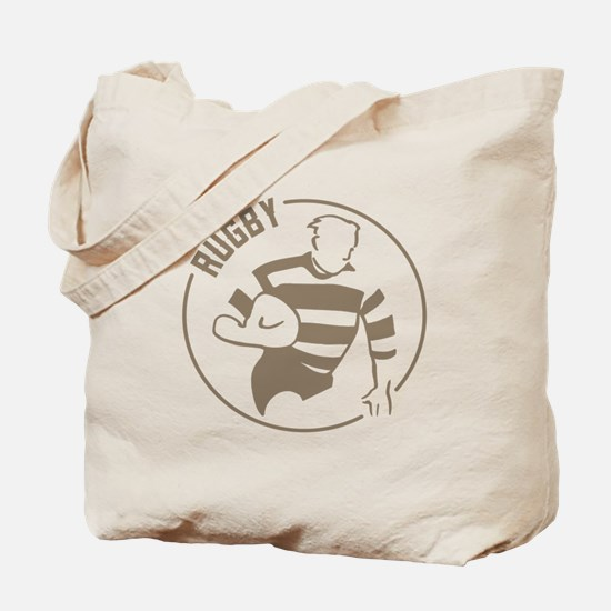 Classic Rugby Tote Bag