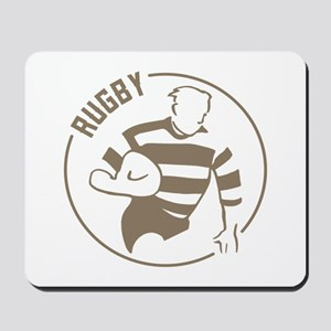 Classic Rugby Mousepad