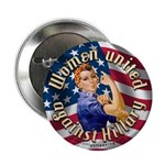 Women against Hillary Button