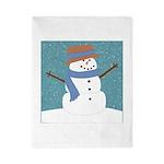 Snowman in Snow Twin Duvet
