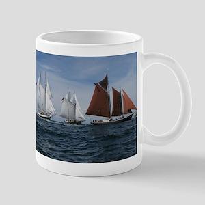Schooner Race Mugs