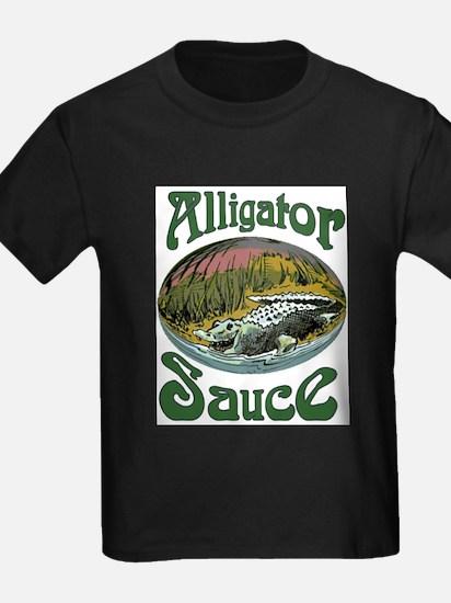 Alligator Sauce Ringer T-Shirt