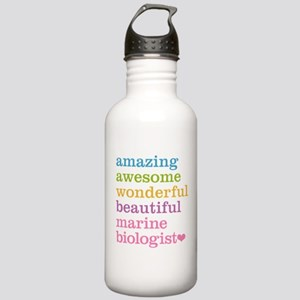 Marine Biologist Stainless Water Bottle 1.0L