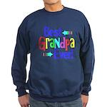 Best Grandpa Ever Sweatshirt
