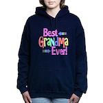 Best Grandma Ever Women's Hooded Sweatshirt