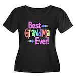 Best Grandma Ever Plus Size T-Shirt