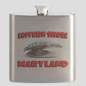 MARYLAND SHORE Flask