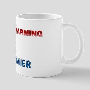 Global Warming  I'm A Denier Mug