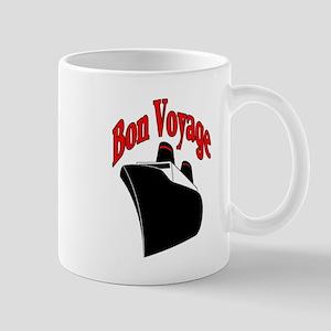 Bon Voyage, Cruise Travel Mugs