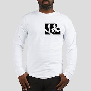 CROSSBONES Long Sleeve T-Shirt