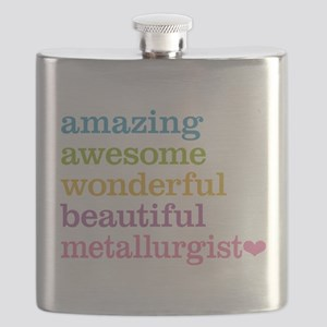 Awesome Metallurgist Flask