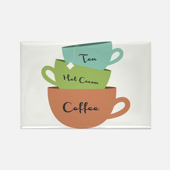 Hot Drinks Magnets