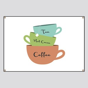 Hot Drinks Banner