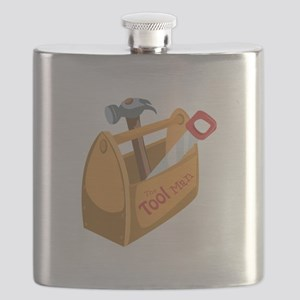 The Tool Man Flask