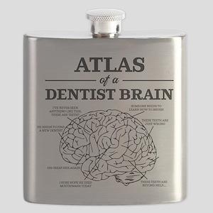 Atlas of a Dentist Brain Flask