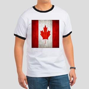 Vintage Canadian Flag T-Shirt