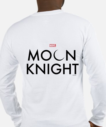 Moon Knight Face Long Sleeve T-Shirt