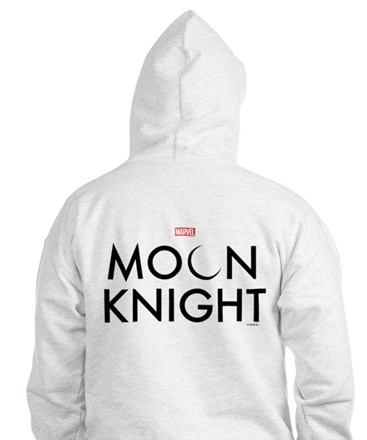 Moon Knight Face Hoodie