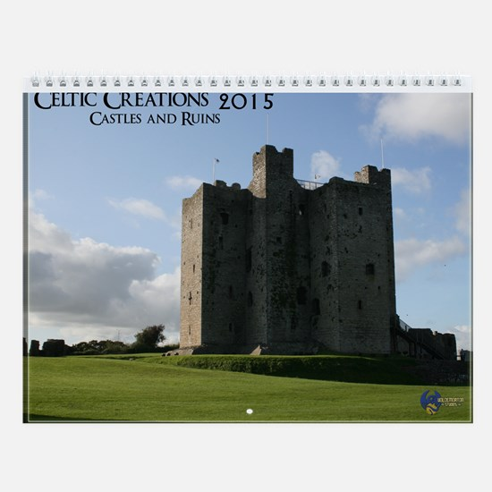 2017 Celtic Creations Wall Calendar
