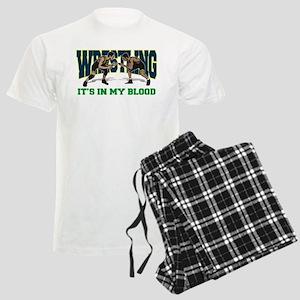 wrestling31light Men's Light Pajamas