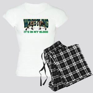 wrestling31light Women's Light Pajamas