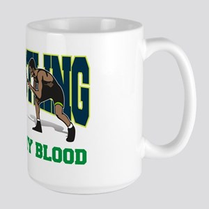 wrestling31light Mugs