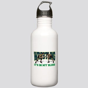 wrestling31light Stainless Water Bottle 1.0L