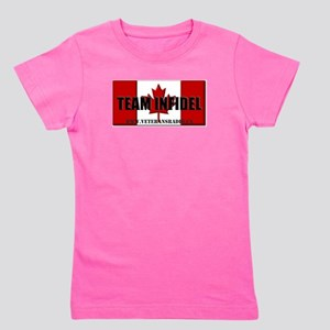 Team Infidel Flag Girl's Tee
